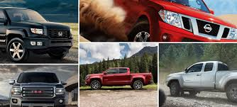 5 Best Mid-Size Pickup Trucks - Gear Patrol 2017 Gmc Sierra Vs Ram 1500 Compare Trucks Quality Auto Sales Of Hartsville Inc Sc New Used Cars Milwaukee Wi Car King The Most Underrated Cheap Truck Right Now A Firstgen Toyota Tundra Are Pickup Becoming The Family Consumer Reports Lifted For Sale In Louisiana Dons Automotive Group Best Toprated For 2018 Edmunds 10 Good Teenagers Under 100 Autobytelcom Sr5 Review An Affordable Wkhorse Frozen 5 Midsize Gear Patrol Live Really Cheap A Pickup Truck Camper Financial Cris