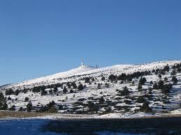 sommet du mont ventoux vu du chalet reynard photolive toutes
