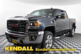 100 4wd Truck New 2019 GMC Sierra 2500HD SLT 4WD Crew Cab For Sale D490054