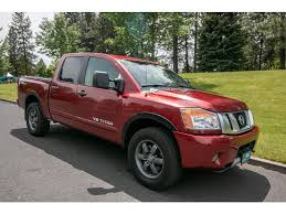 Pre-Owned 2013 Nissan Titan PRO-4X 5.6L V8 4x4 Pickup Truck 4WD Crew ... Titan Trucks Spokane Fresh Nice 2014 Gmc Sierra 1500 Crew Cab 44 22 Truck At The 2015 Fair Preowned 2009 Nissan Se 4x4 56l V8 Pickup 4wd Used 2018 Xd Pro4x Diesel For Sale B47671 Post Pictures Of Your 2wd Here Even Stock Page 4 Equip Titantruck Twitter Dealer Findlay Falls Id Turned A Pickup Truck Into Beach Camp On Wheels And Country Jams Montrose Auto Group Medium Best Updated 2016 Xd Cummins Sel Power Rumbles