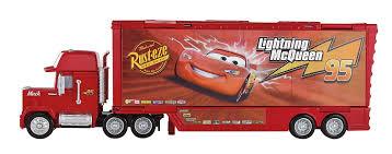 100 Mack Truck Playset Amazoncom DisneyPixar Cars Action Drivers Toys Games