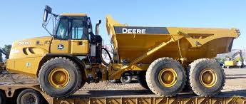 Deere 300D-II Articulating Dump Truck For Sale Or Rent John Off ...