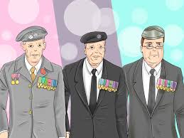 Awards And Decorations Us Army by How To Wear Medals On Civilian Clothes 10 Steps With Pictures