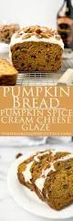 Pumpkin Spice Baileys Recipe by Pecan Pumpkin Bread With Pumpkin Spice Cream Cheese Glaze