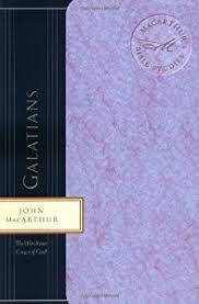 Galatians New Testament Commentary Macarthur Serie