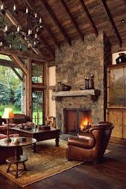 46 atemberaubende rustikale wohnzimmer design ideen