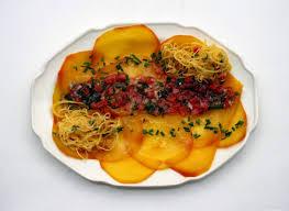 cuisiner des betteraves au gré du marché betteraves jaunes à la ère d un carpaccio et