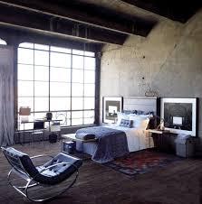 Bedroom Interior Design Loft Decorating Ideas