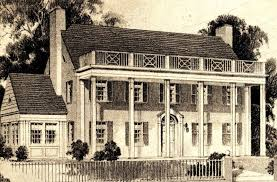 Southern Colonial Homes by Southern Colonial Revival Sears Modern Homes