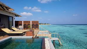100 Maldives Infinity Pool Overwater Suite Amari Havodda