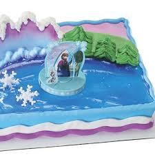 Bubble Guppies Cake Decorating Kit by Disney Frozen Cake Decorating Kit 4 Pieces At Dollar Carousel