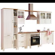 home affaire küchen set alby ohne e geräte breite 325 cm aus massiver kiefer
