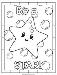 Free Starfish Coloring Page From The Ocean Animals Pages Packet Real Life At