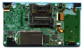 File Nintendo DSi main and sub pcb