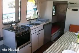 suce dans la cuisine louer péniche custom r920 suce sur erdre loire atlantique nautal