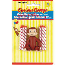 Alvin And The Chipmunks Cake Toppers by Birthday Cake Toppers