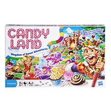 Candy Land The World Of Sweets Game Amazon Exclusive