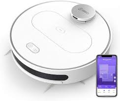 360 s6 robotic vacuum cleaner with mopping function app lds intelligent navigation 1800pa suction power hepa filter for animal hair