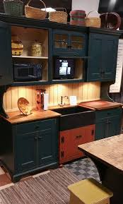 Primitive Kitchen Sink Ideas by 104 Best Early Kitchens Images On Pinterest Farmhouse Kitchens