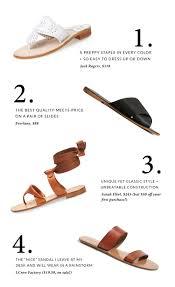 The Best Flat Summer Sandals | Monica Dutia: The Blog