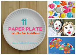 11 Fun Paper Plate Crafts For Toddlers Toddler Art Ideas With