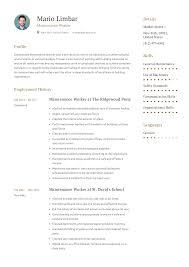 Maintenance Worker Resume Templates 2019 (Free Download ... Skills Used For Resume Five Unbelievable Facts About Grad Incredible General Cover Letter Example Leading Hotel Manager Elegant 78 Beautiful Graphy 99 Key For A Best List Of Examples All Jobs Assistant Samples Velvet Sample Cstruction Laborer General Labor Resume Objective Objective Template Free Customer Gerente And Templates Visualcv Sample 30 Awesome Puter Division Student Affairs Hairstyles Restaurant 77
