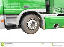 Big Green Truck. Stock Image. Image Of Drawba, Haulier - 23013919