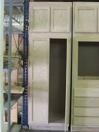 Menards Unfinished Pantry Cabinet by Quality One 18
