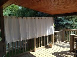 Outdoor Patio Curtains Ikea by Stunning Outdoor Privacy Curtains And Best 25 Outdoor Curtains