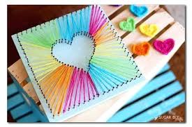 Wall Decoration Ideas With Paper Step By Best Rainbow Crafts On Pertaining To Craft For