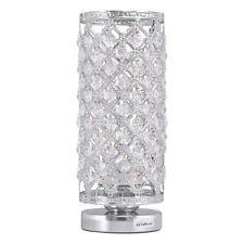 Crystal Table Lamps For Bedroom by Unbranded Crystal Table Lamps Ebay