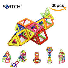 Magna Tiles Amazon Uk by 76pcs Matched Magnetic Magformers Construction Building Block
