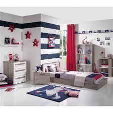 chambre transformable lit transformable kirsten blanc chène gris de bébé lune lit
