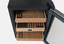 cigar cabinet humidor australia clevelander thermoelectric cigar cooler cabinet