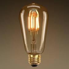led edison bulb 3 5w 60w equal 2200k plt st2130022c
