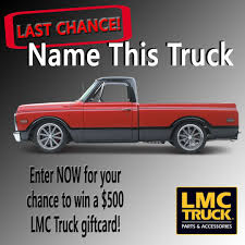 100 Lnc Truck Lmctruck LMC Time Is Running Out For You To Name This Truc