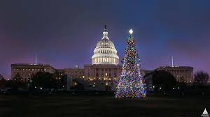 Tree Light Capitol Lighting Ceremony Announced Architect Of The United States Christmas