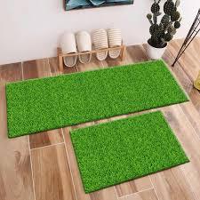 grün gras teppiche und wiese teppiche für kinder baby home