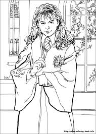 Innovation Inspiration Harry Potter Coloring Pages