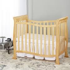 Kohls Nursery Bedding by On Me Violet 4 In 1 Convertible Mini Crib