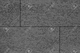 Black Stone Floor Texture And Background Stock Photo