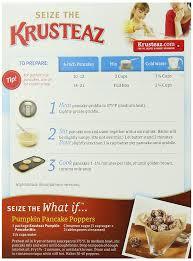 Krusteaz Pumpkin Pie Bar Calories by Amazon Com Krusteaz Buttermilk Pancake Mix 2 Pound Boxes Pack