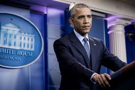 Barack Obama to White House Press Corps Good Luck