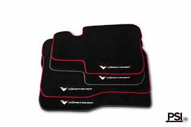 vorsteiner custom floor mats for bmw precision sport industries
