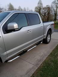 Raptor Series F-150 3 In. Round Nerf Side Step Bars - Polished ... Truck Step Bars Joliet Morris Illinois Hdware Ici 5 Oval For Ram Trucks Best Resource Star Armor Kit 072018 Chevy Silverado Gmc Sierra 1500 2500 3500 Driven Sound And Security Marquette Amazoncom Aries S2210082 4 Stainless Steel Bar Automotive Smittybilt 616833 M1 Slider Wheel To Fits 1516 F150 Running Boards Nerf Pickup Sharptruckcom 72018 F250 F350 Westin Pro Traxx Platinum Series Towheel Partcatalog By Nfab Customize Your