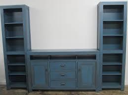 Oak Furniture West 6149BL Wall Unit Furniture Fair North