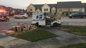 Mail Carrier Works To Save Christmas From Fire In Wake Forest ... Truck Crash Closes Sthbound Lane Near Laceby The Border Mail Responding To A Multi Car Accident Custom Paper Service Heres More Of What May Be Americas New Fundraiser By Peter Jones So I Collided With Mail Truck Slammed Superfly Autos Part 15 Catches Fire Along Route In Youngstown Us Postal Is Working On Selfdriving Trucks Wired Traffic Accidents Japan Times Involved Afternoon Youtube Shocking Footage Shows Crushing Pedestrians Just In Friday Leaves At Least 2 Injured