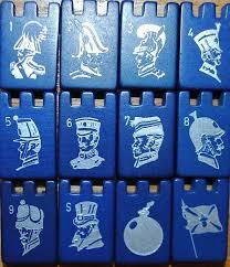 Stratego Pieces Vintage