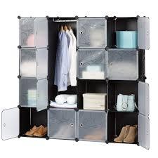 Brusali Wardrobe With 3 Doors by Bedroom Wardrobes U2013 Bedroom Furniture Shop Amazon Uk