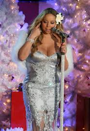 Rockefeller Christmas Tree Lighting Mariah Carey by Mariah Carey Lights Up Rockefeller Plaza 4